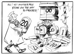 Ajker Artho-Niti _Laxmaner Cartoon 1