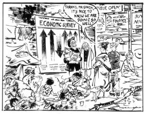 Ajker Artho-Niti _Laxmaner Cartoon 8