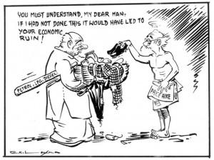 Ajker Artho-Niti _Laxmaner Cartoon 9