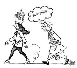 Cartoonpattor_Kinjal 4 _Tamal Bhattacharya